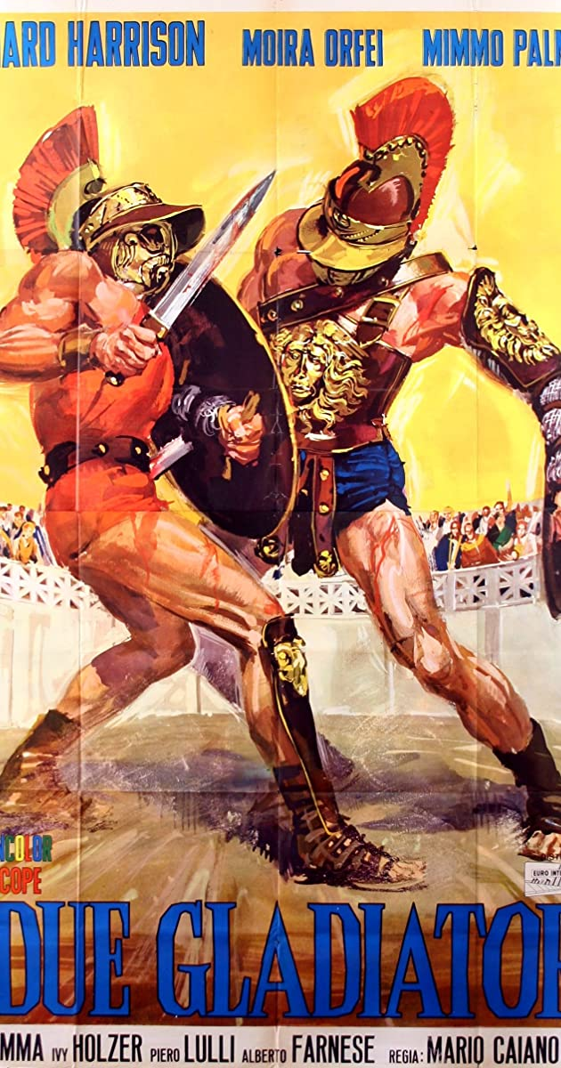 c35abe9a1a72 The Two Gladiators (1964) - Full Cast   Crew - IMDb