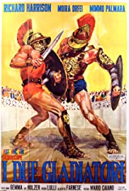 The Two Gladiators Poster