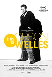 This Is Orson Welles Poster