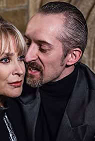Carol Royle and Adam Wittek in Shakespeare & Hathaway: Private Investigators (2018)