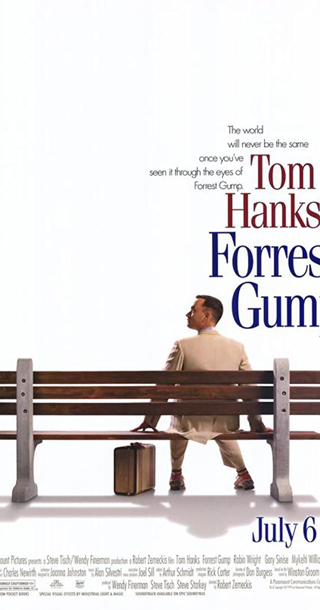 Watch Full HD Movie Forrest Gump (1994)