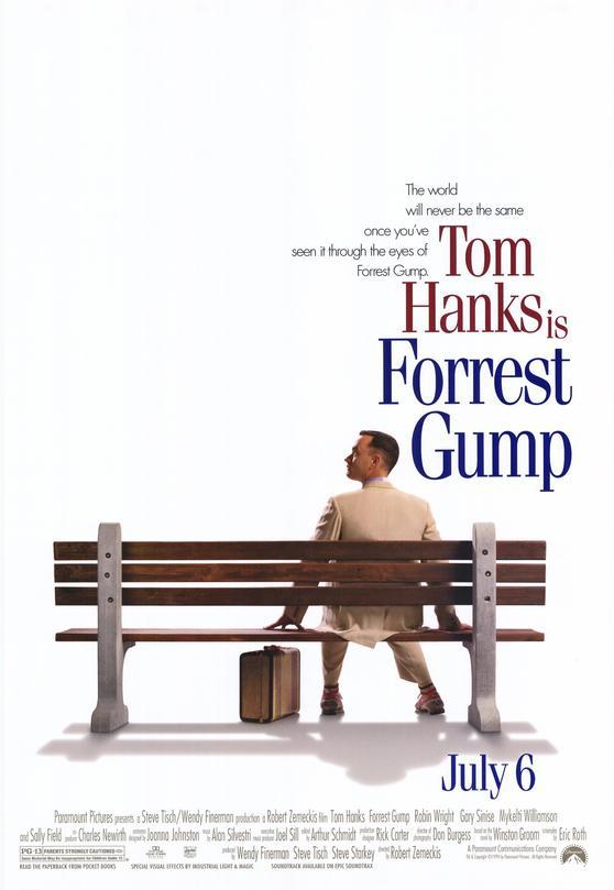 Forrest Gump (1994) BluRay 480p, 720p & 1080p
