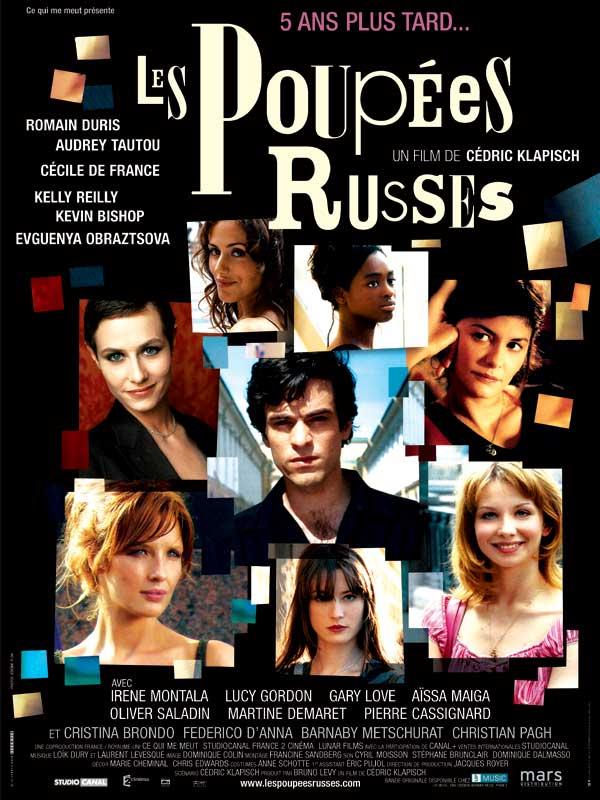 EUROPUDINGAS 2: RUSIJOS LĖLYTĖS (2005) / EUROPUDING 2 RUSSIAN DOLLS