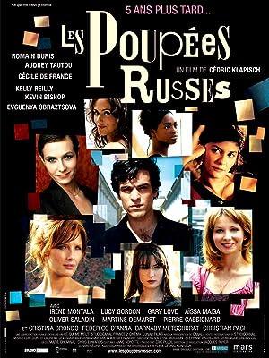 Where to stream Russian Dolls