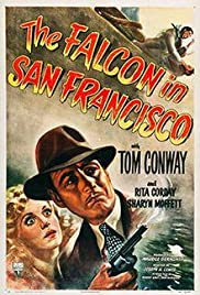 The Falcon in San Francisco Poster