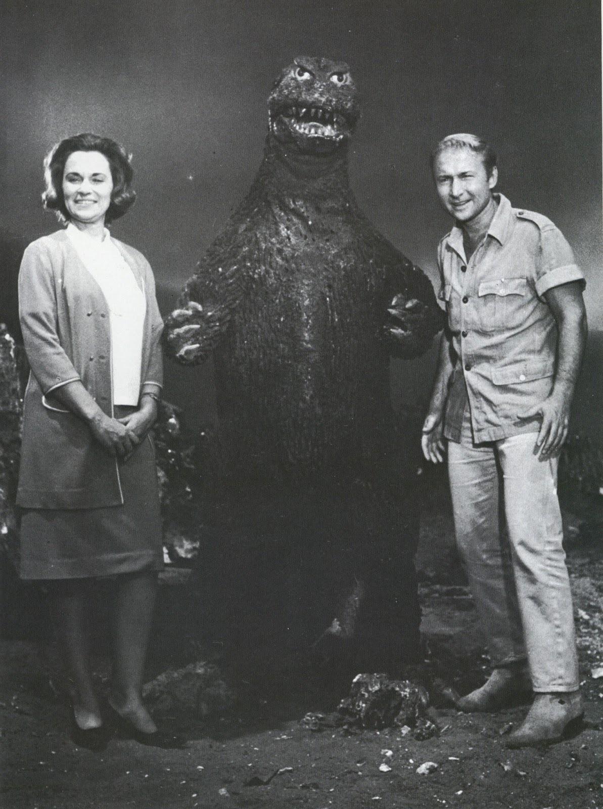 Nick Adams in Kaijû daisensô (1965)