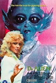Dr. Alien Poster