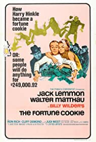Jack Lemmon in The Fortune Cookie (1966)