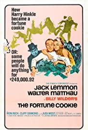 The Fortune Cookie (1966) Poster - Movie Forum, Cast, Reviews
