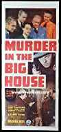 Murder in the Big House (1942) Poster