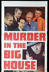 Primary photo for Murder in the Big House