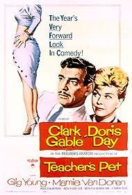 Teacher's Pet (1958) Poster - Movie Forum, Cast, Reviews