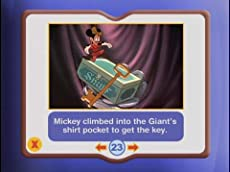 Mickey and the Beanstalk- Read Along