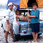 Marie Gruber, Claudia Schmutzler, and Wolfgang Stumph in Go Trabi Go (1991)