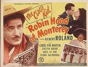Christy Cabanne Robin Hood of Monterey Movie
