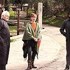 Malinda Farrington, Biray Dalkiran, and Danny Winn in The Crossbreed (2017)