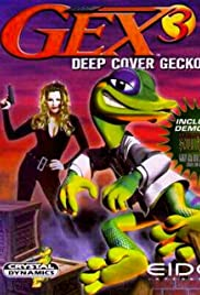 Gex 3: Deep Cover Gecko Poster