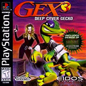 The Gex 3: Deep Cover Gecko