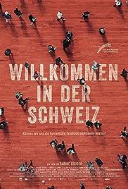 Willkommen in der Schweiz Poster