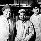 Vlastimil Brodský, Jan Libícek, and Jirí Sovák in Svetáci (1969)