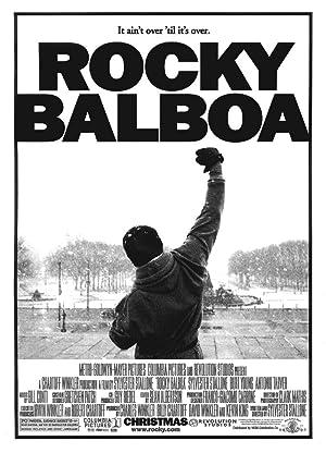 Rocky Balboa Poster Image