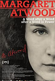 Margaret Atwood: A Word after a Word after a Word is Power Poster