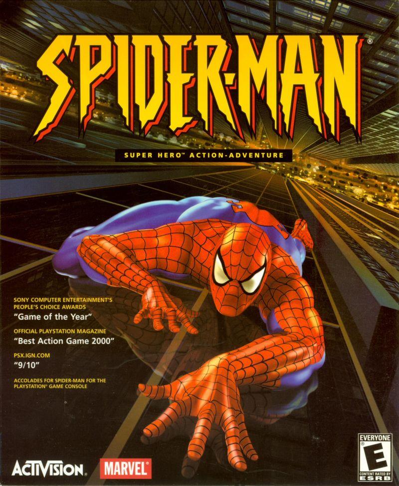 Spider-Man (Video Game 2000) - IMDb