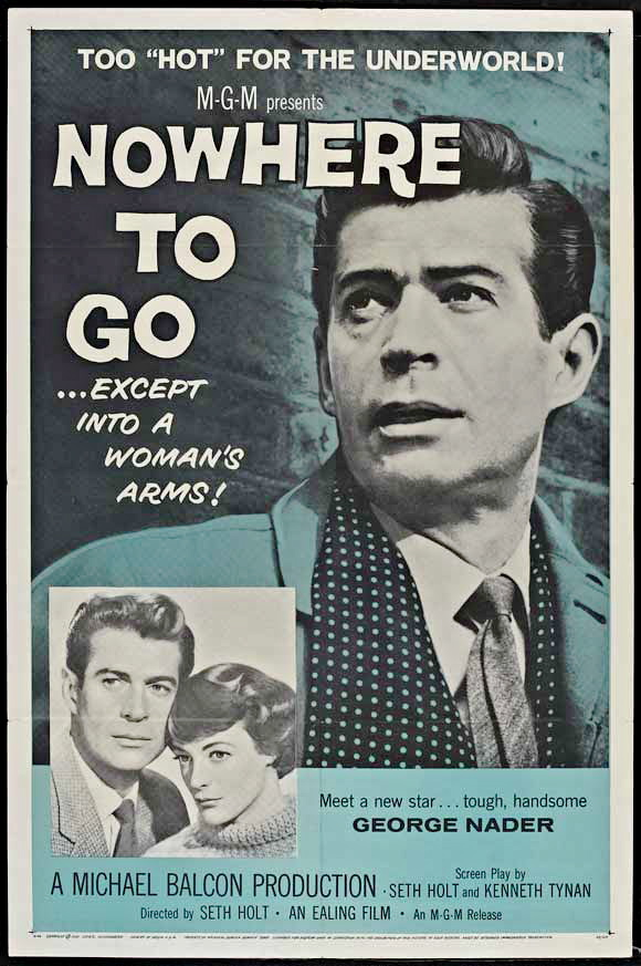 Nowhere to Go (1958)