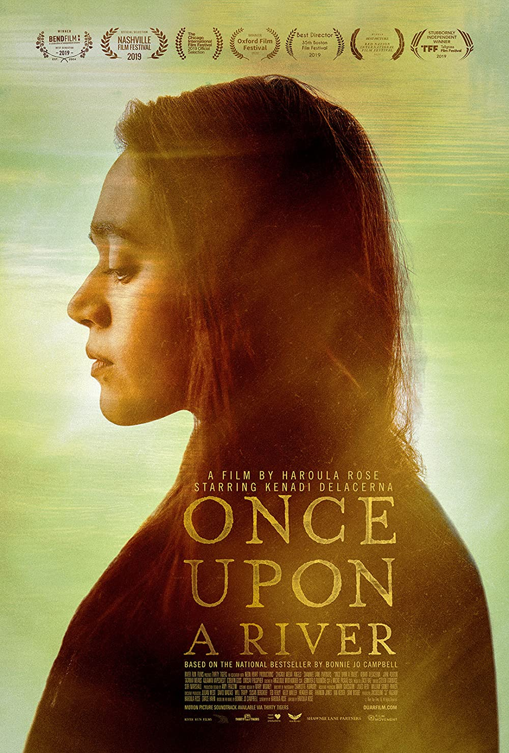 Once Upon a River 2021 English 720p HDRip 800MB Download