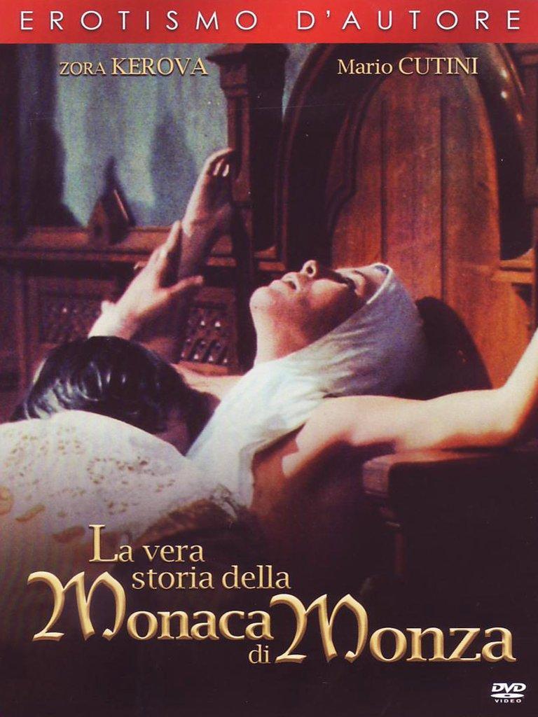 Mario Cutini and Zora Kerova in La vera storia della monaca di Monza (1980)