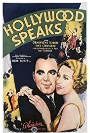 Hollywood Speaks Poster