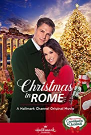 Christmas in Rome Poster