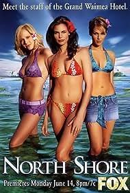 Brooke Burns, Nikki Deloach, and Amanda Righetti in North Shore (2004)