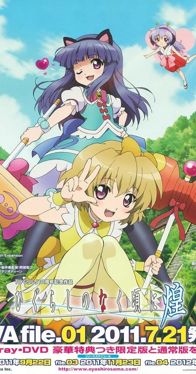 Higurashi No Naku Koro Ni Kira Tv Mini Series 2011 2012 Imdb