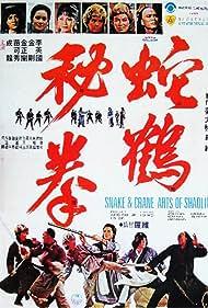 Jackie Chan, Kim Jung-nan, and Nora Miao in She he ba bu (1978)