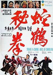 Snake and Crane Arts of Shaolinศึกบัญญัติ 8 พญายม
