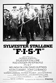 Sylvester Stallone and David Huffman in F.I.S.T (1978)