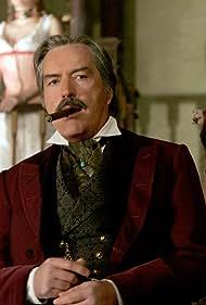 Powers Boothe in Deadwood (2004)