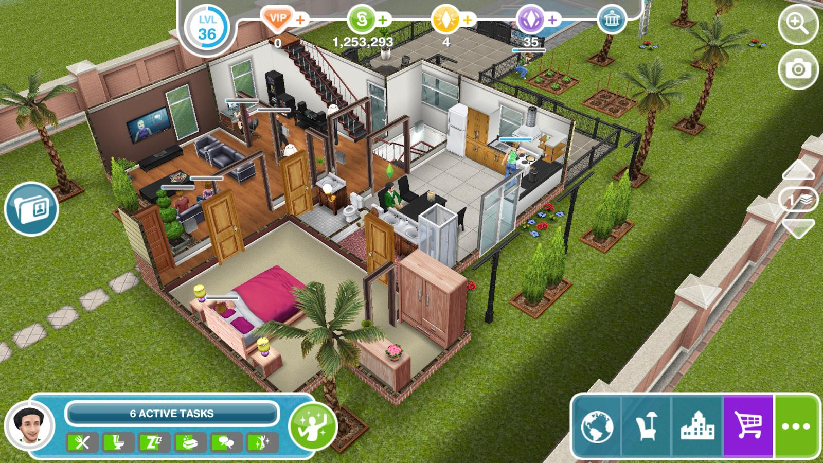 Sims Freeplay astuce et triche