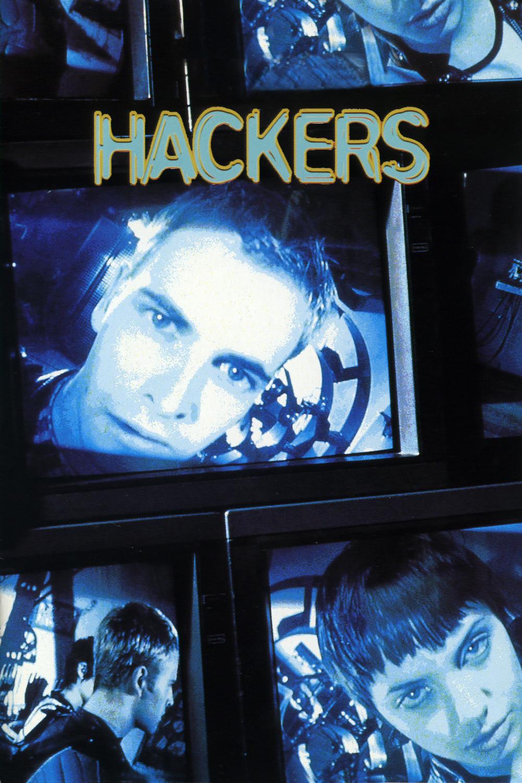 Angelina Jolie and Jonny Lee Miller in Hackers (1995)