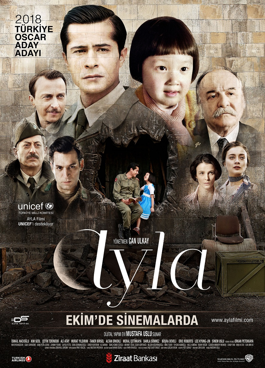 Ayla: The Daughter of War (2017) - IMDb
