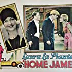 Sidney Bracey, Charles Delaney, and Laura La Plante in Home, James (1928)