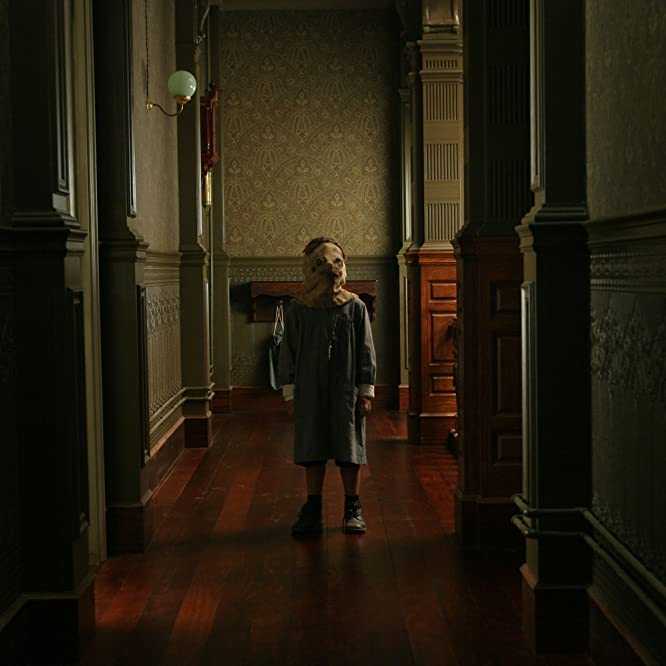 Óscar Casas in The Orphanage (2007)