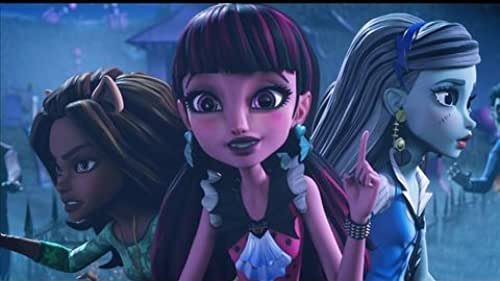 Trailer for Monster High: Welcome To Monster High
