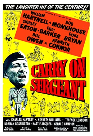 Where to stream Carry On Sergeant
