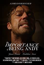 The Importance of Being Andy Poster