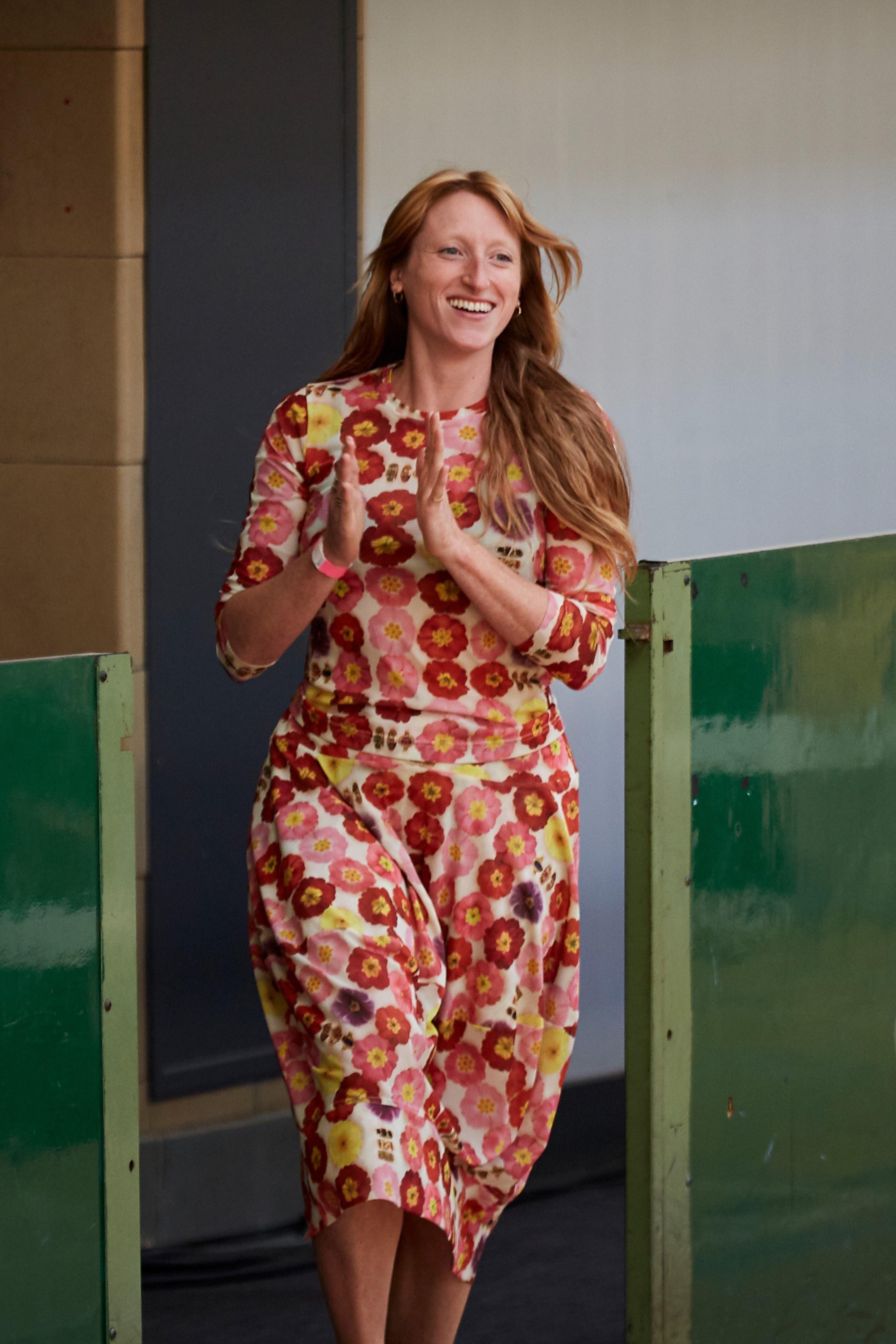 Molly Goddard Spring Summer 2020 At London Fashion Week Video 2019 Imdb