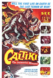 Caltiki, the Immortal Monster (1959) Poster - Movie Forum, Cast, Reviews