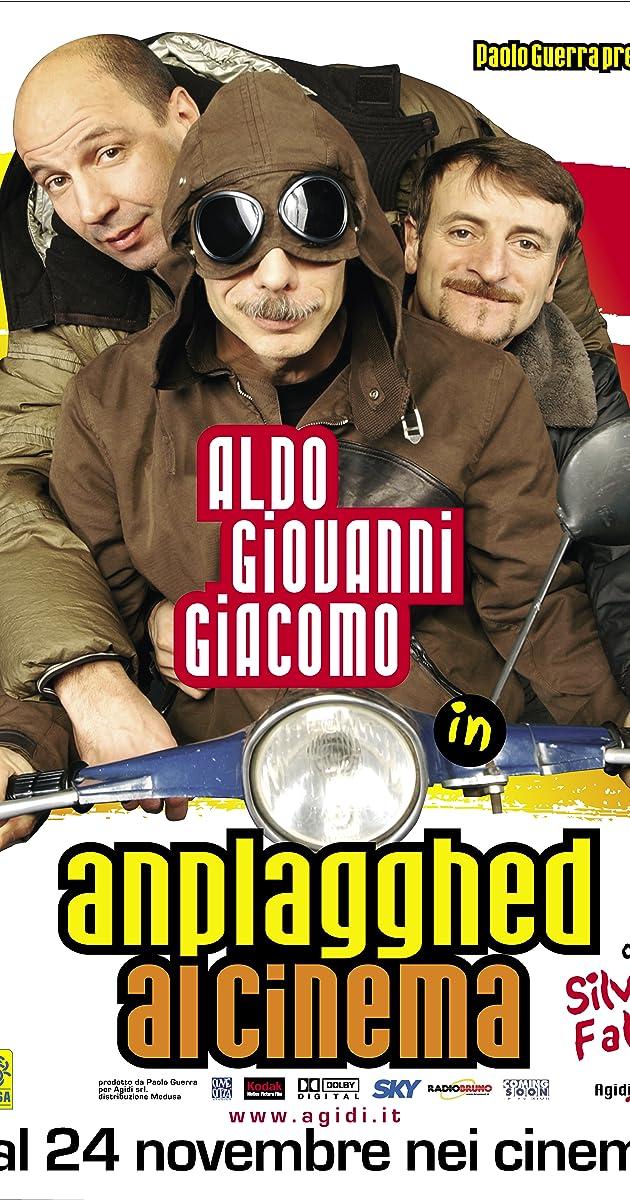 Anplagghed Al Cinema 2006 Imdb