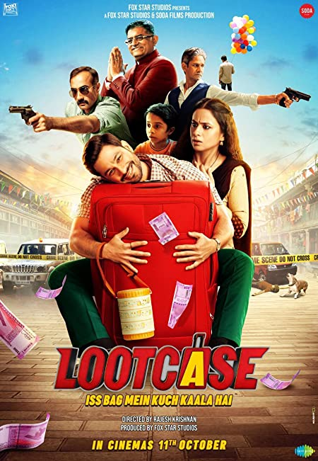 Lootcase (2019) Hindi WEB-DL [DD5.1] – 480P | 720P – x264 – 900MB  – Download